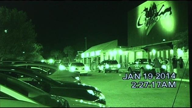 Club Cinema released this video of the Broward Sheriff's Office moving in to shut down a party, Saturday night.