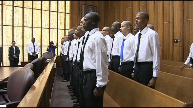 Young inmates graduate from boot camp program - 7News Boston WHDH-TV
