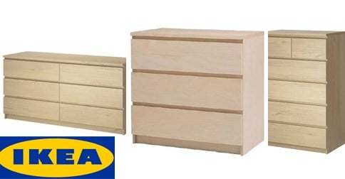 Ikea urges parents to anchor dresser to wall after three for Ikea ft lauderdale