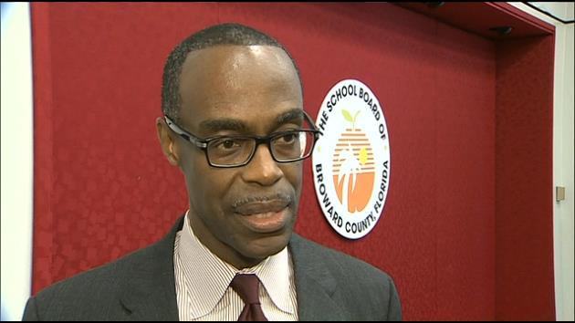 Broward County Schools Superintendent Robert Runcie