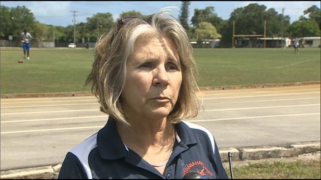 Stranahan High School Principal Deborah Owens