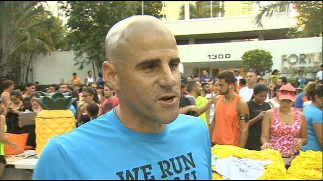 Run Club Miami Health Brickell Run Club
