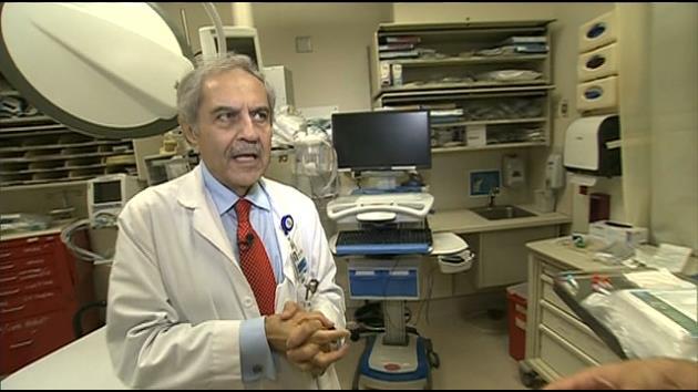Dr. Abdul Memon at Jackson Memorial Hospital
