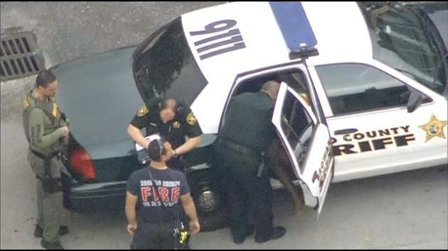 Lauderdale Lakes Eluding Arrest