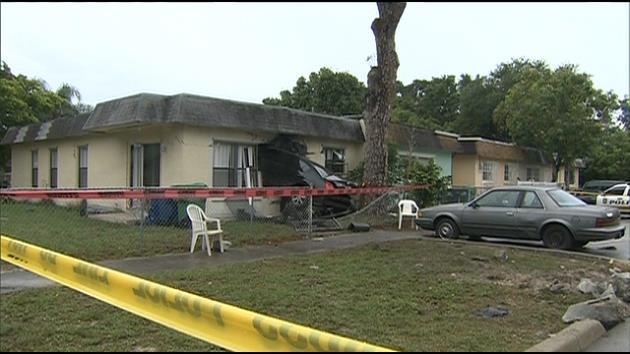 Miami Gardens Police Teen Crashes Mom 39 S Car Through Window Of Home Hialeah News Newslocker