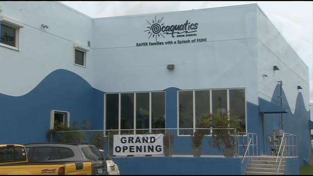 New swim school opens in hialeah gardens miami news Social security office miami gardens