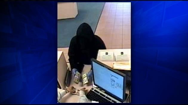 Sunrise Florida Bank Robbery Suspect